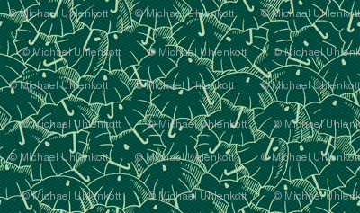 Umbrellas Moderne 1b
