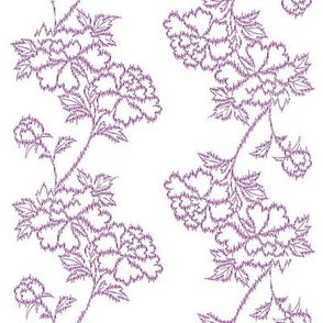 slash roses_ purple