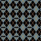 Batman Argyle No#2