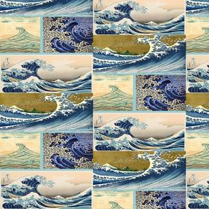 hokusai waves