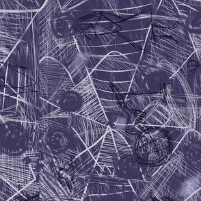 violet&lines
