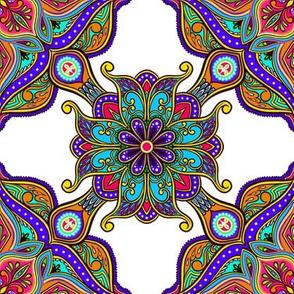 Colorful Tile 100 B