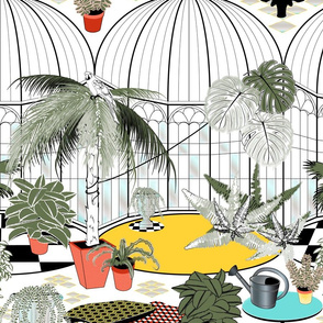 Tropical Greenhouse (Color 2)