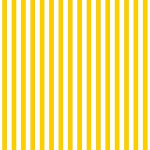 Stripes Vertical Bright Yellow
