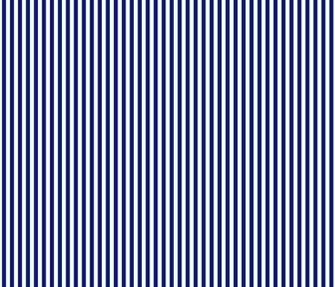 Stripes Vertical Deep Blue fabric by mariafaithgarcia on Spoonflower - custom fabric