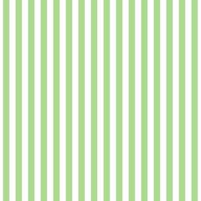 Stripes Vertical Light Green