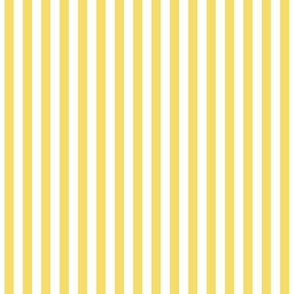 Stripes Vertical Light Yellow