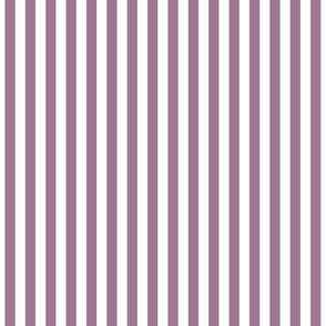 Stripes Vertical Mauve