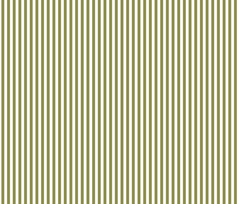 Stripes Vertical Olive Green fabric by mariafaithgarcia on Spoonflower - custom fabric