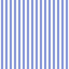 Stripes Vertical Periwinkle