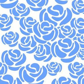 Blue-Roses-on-White