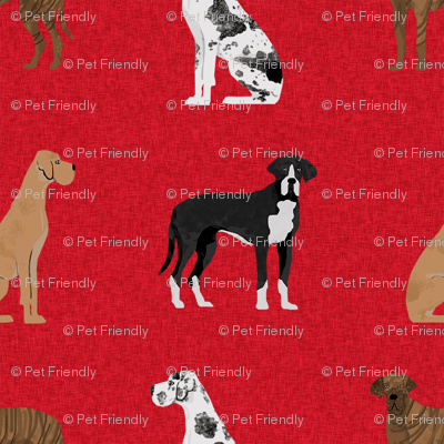 great dane mixed coats pet quilt a collection coordinate