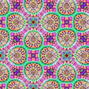Bursting Color Bubbles