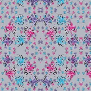 Flower Splash-ed