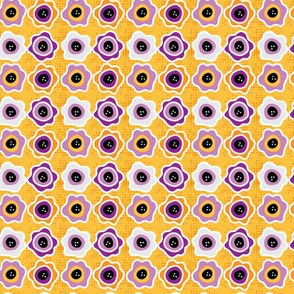flowers tile