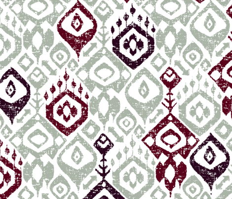 lezat fabric by scrummy on Spoonflower - custom fabric