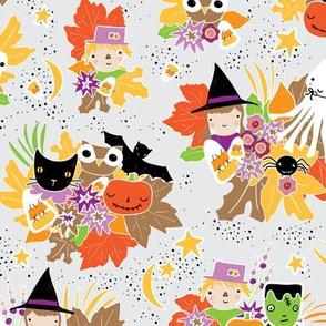 Halloween gang cluster