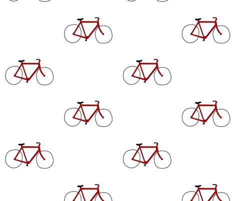 Bike Ride fabric by leigha_marie on Spoonflower - custom fabric