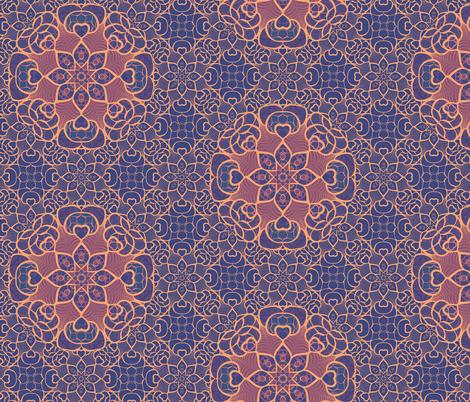 sanctuary fabric by mary_dolman_designs on Spoonflower - custom fabric