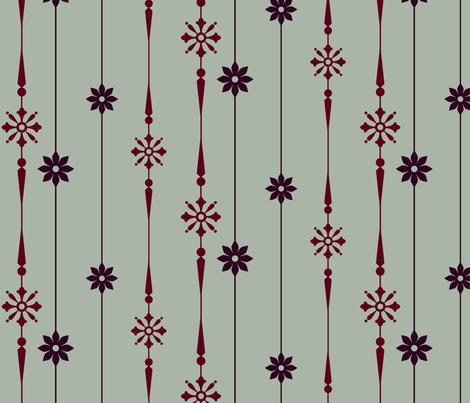 Elegant party fabric by elizabethmay on Spoonflower - custom fabric