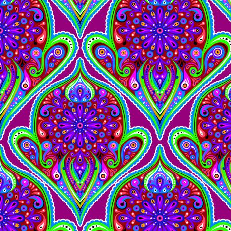 Tile Series 3 7 fabric by jadegordon on Spoonflower - custom fabric