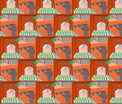 marakesh fabric by art_by_rita on Spoonflower - custom fabric