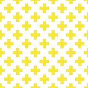 Crosses - Yellow
