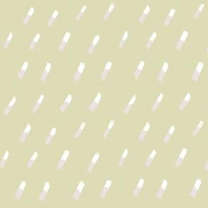 Pastel cigarette dots