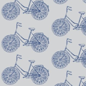 Freestyle Bike (silver)