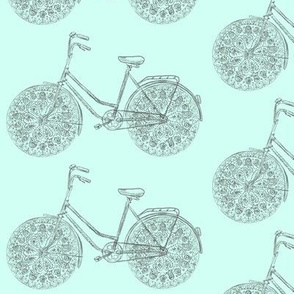 Freestyle Bike (mint)