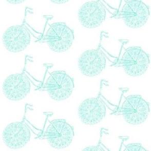 Freestyle Bike (mint sketch)