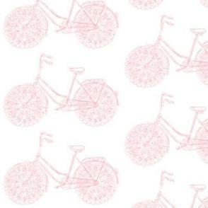 Freestyle Bike (peach sketch)
