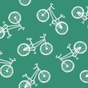 Chalkboard Bicycles