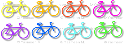 neon bikes round2