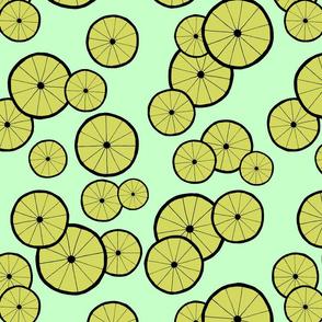 Citrus Cycle Blue