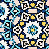 Zillij Mosaic Pattern #5