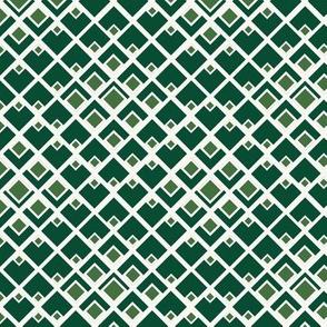 Mad Plaid Green