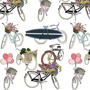 Loving Life On A Bike