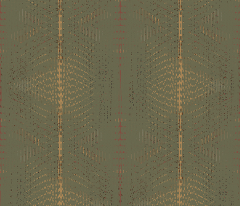 Army Burlap fabric by david_kent_collections on Spoonflower - custom fabric
