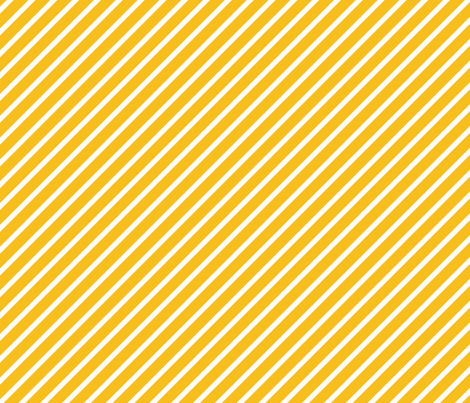 Yellow Jungle Stripes fabric by studio_amelie on Spoonflower - custom fabric