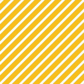 Yellow Jungle Stripes