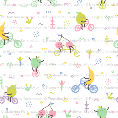 Fruit cycling