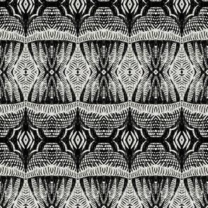 samurai lace black