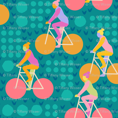Bicycles By Circles