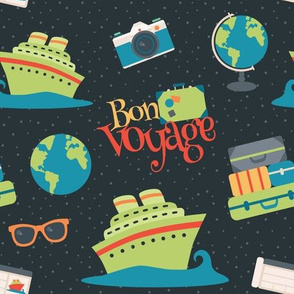 Bon Voyage Cruise Pattern