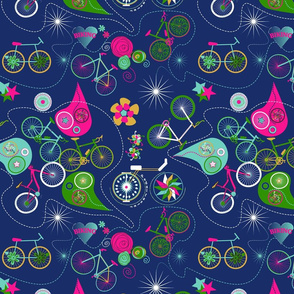 Cycledelic Navy