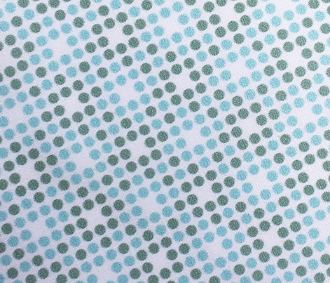 Dot Matrix* (Camouflage & Polymer) || polka dots dot bitmap pixel pixelated houndstooth check plaid 70s retro vintage pastel