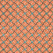 orange basic geometrics