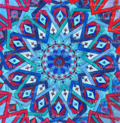 motif marrakech