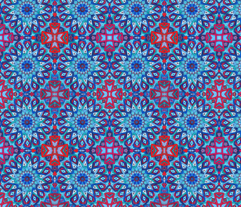 motif marrakech fabric by mirima on Spoonflower - custom fabric